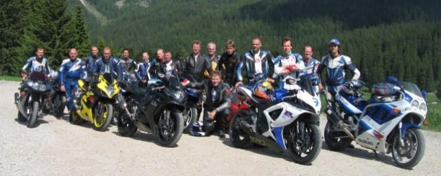Onze jaarlijkse vaste trip naar de Dolomieten, Italie.